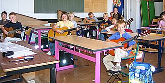 Klassenmusizieren