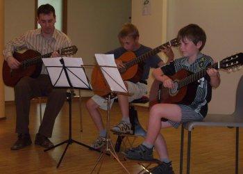 Musiziernachmittag (Schülerkonzert)